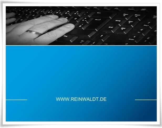 Logo Reinwaldt.de
